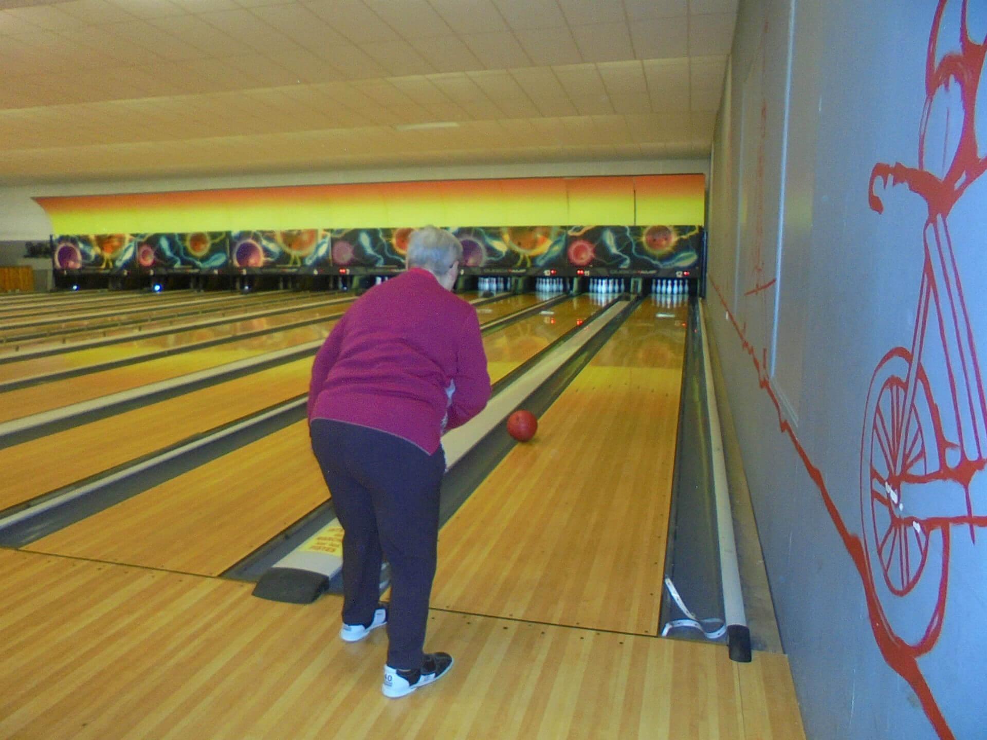 Bowling à Ploërmel - le 18 avril