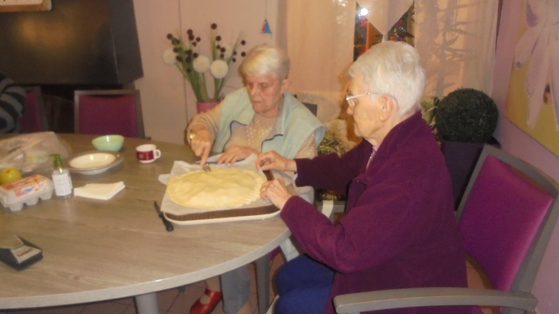 Atelier cuisine galette des rois - le 13 janvier