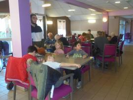 Loto avec les enfants du centre de loisirs - le 14 février