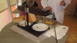 Repas raclette - le 10 mars